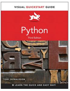 Python: Visual QuickStart Guide, 3rd Edition