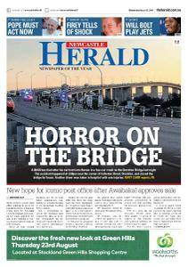 Newcastle Herald - August 22, 2018