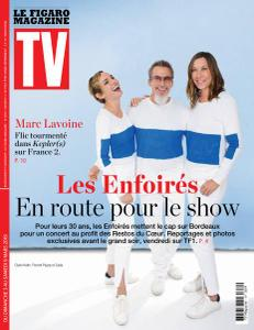 TV Magazine - 3 Mars 2019