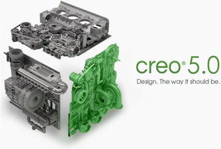 PTC Creo v5.0.4.0 with HelpCenter Multilingual