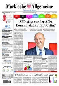 Märkische Allgemeine Westhavelländer - 02. September 2019