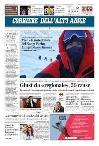 Corriere dell'Alto Adige – 01 marzo 2019