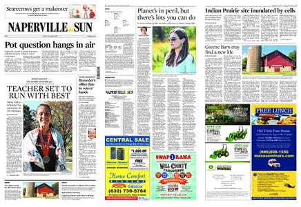 Naperville Sun – October 11, 2019