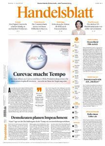 Handelsblatt - 11 Januar 2021