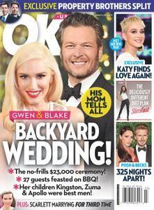 OK! Magazine USA - January 15, 2018