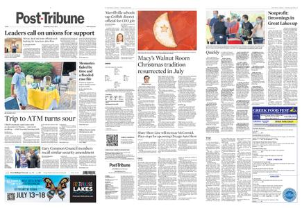 Post-Tribune – July 08, 2021