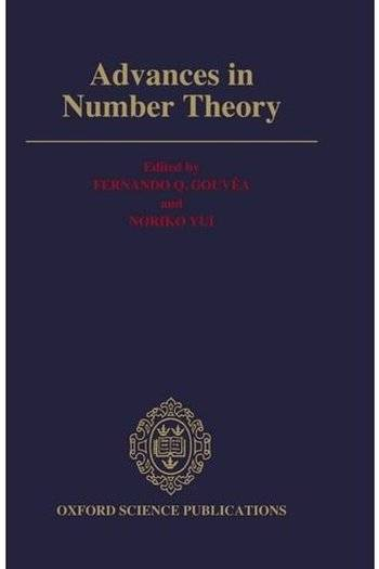 Advances in Number Theory
