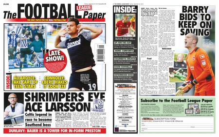 The Football League Paper – September 22, 2019