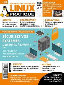 Linux Pratique - Mars-Avril 2019