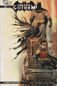 Batman: Calles de Gotham Tomo 2