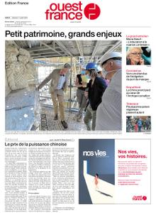 Ouest-France Édition France – 01 août 2020