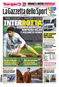 La Gazzetta dello Sport Roma – 02 marzo 2019