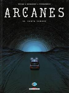 Arcanes 10 - Santa Sangre