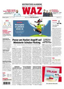 WAZ Westdeutsche Allgemeine Zeitung Oberhausen-Sterkrade - 08. Mai 2018