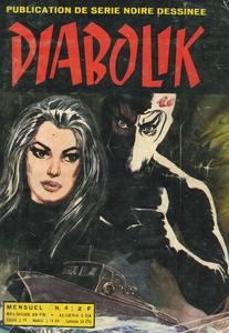 Diabolik - Série 2 - Tome 4 - L'erreur Fatale