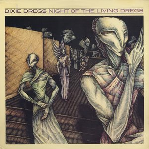 Dixie Dregs - Night Of The Living Dregs (1979) Original US Pressing