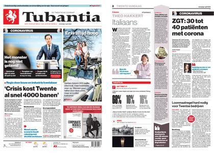 Tubantia - Enschede – 01 april 2020