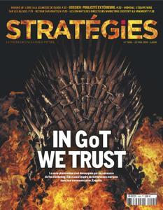 Stratégies - 23 mai 2019