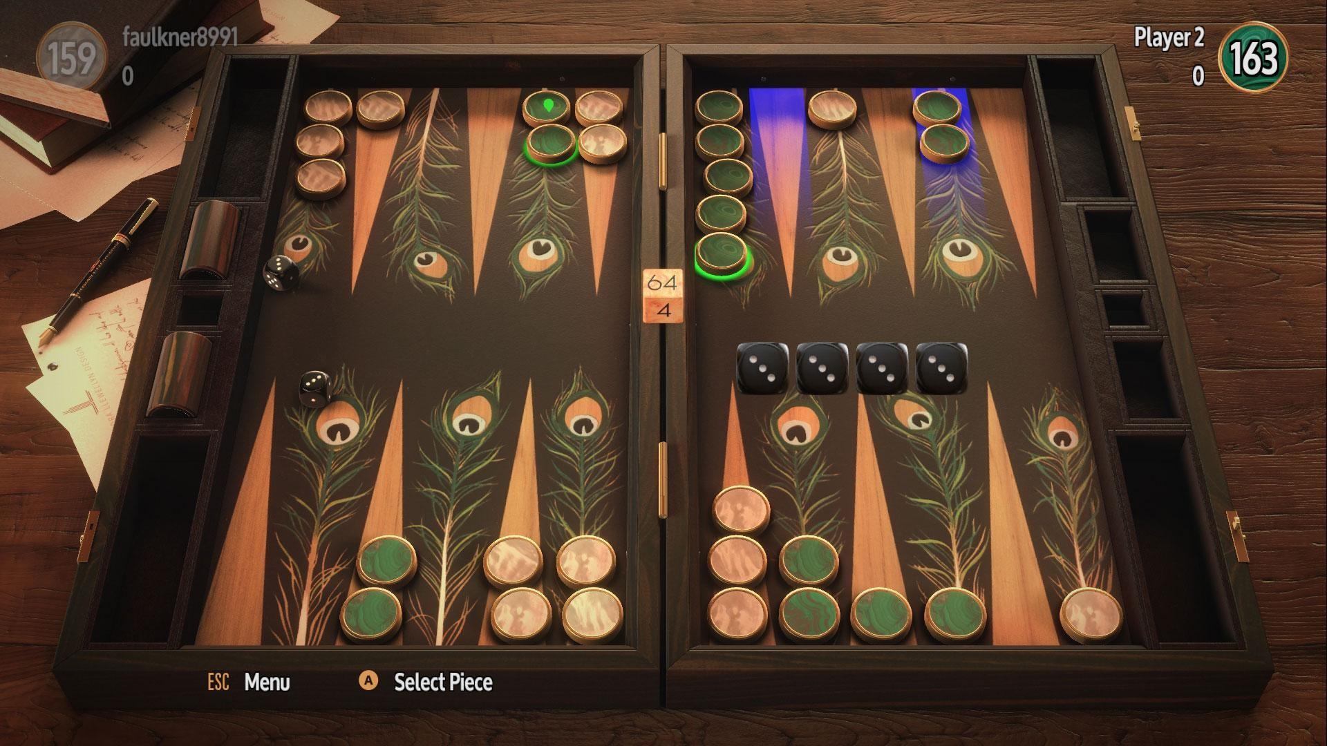 Backgammon Blitz (2014)