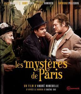 The Mysteries of Paris (1962) Les mystères de Paris