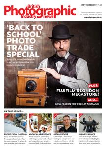 British Photographic Industry News - September 2019