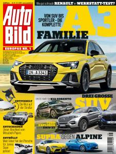 Auto Bild Germany - 27 August 2020