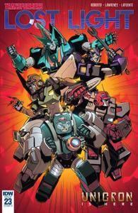 The Transformers-Lost Light 023 2018 digital Knight Ripper