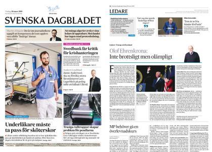 Svenska Dagbladet – 26 mars 2019
