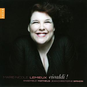 Marie-Nicole Lemieux - Vivaldi! (2009)