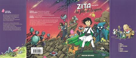 Zita - La Fille de L'espace - Tome 3