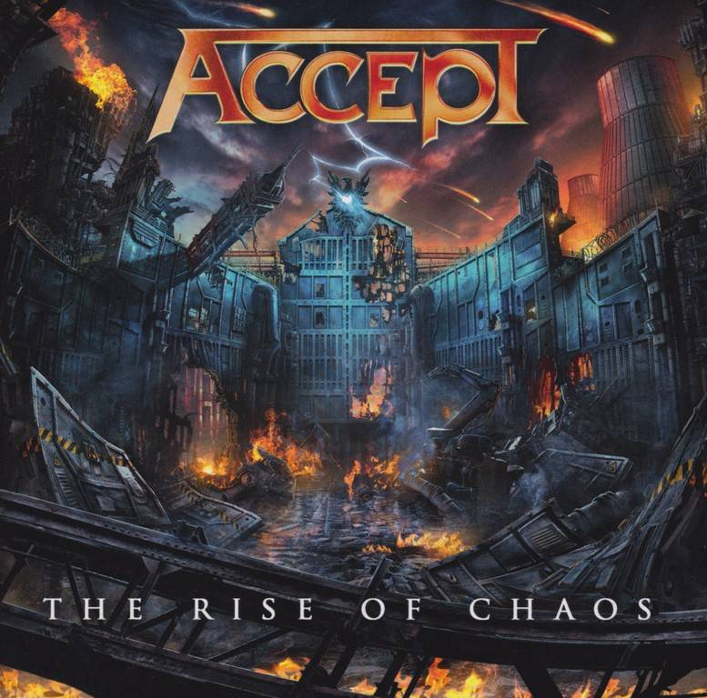 Accept - The Rise Of Chaos (2017) {Limited Edition}