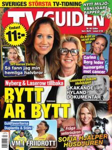 TV-Guiden – 24 september 2019