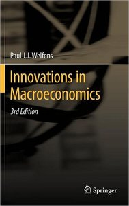 Innovations in Macroeconomics, 3rd Edition (repost)