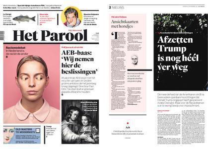 Het Parool – 23 november 2019