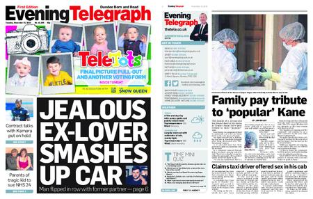 Evening Telegraph First Edition – November 13, 2018