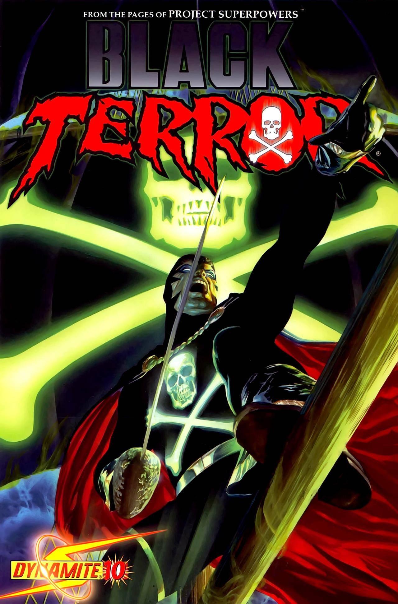 Black Terror 010 2010