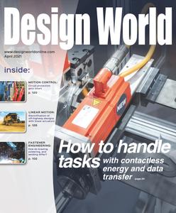 Design World - April 2021