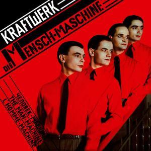 Kraftwerk - Die Mensch-Maschine (1978) [Non-Remastered, German Version]