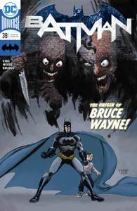 Batman 038 2018 2 covers Digital Zone-Empire