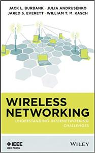 Wireless Networking: Understanding Internetworking Challenges (Repost)