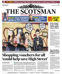 The Scotsman - 7 July 2020
