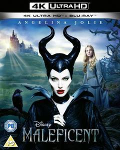Maleficent (2014) [4K, Ultra HD]