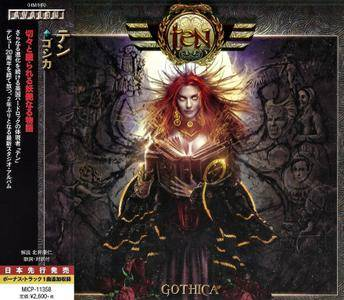 Ten - Gothica (2017) {Japanese Edition}