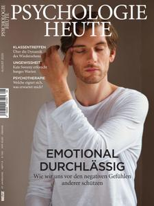 Psychologie Heute – 08 Juli 2020