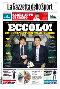 La Gazzetta dello Sport Sicilia – 31 maggio 2019