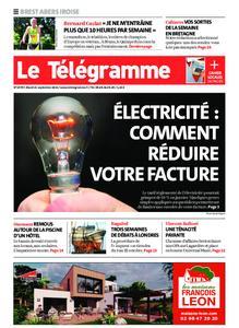Le Télégramme Brest Abers Iroise – 21 septembre 2021