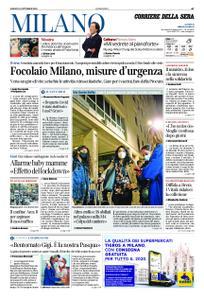 Corriere della Sera Milano – 10 ottobre 2020