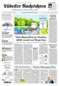 Lübecker Nachrichten Ostholstein Süd - 02. Juni 2018