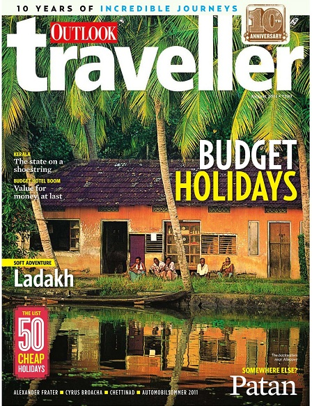 Outlook Traveller - August 2011