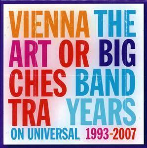 Vienna Art Orchestra - The Big Band Years 1993-2007 (2010) {4CD Box Set EmArcy-Universal 0602527539966}